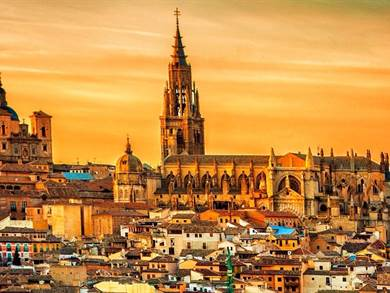 TOUR MADRID ANDALUSIA E TOLEDO COMPAGNI DI VIAGGIO