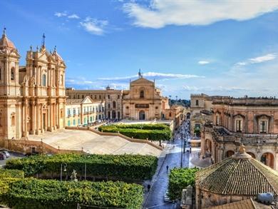 Sicilia - I luoghi di Montalbano
