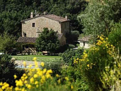 Capodanno in Country House Umbria