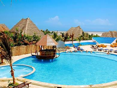 The one watamu bay beach resort