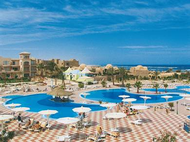 coral beach hurghada resort