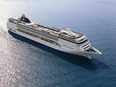 CROCIERA SINGLE MSC: ITALIA, MONTENEGRO, GRECIA
