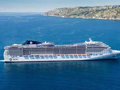 CROCIERA SINGLE MSC: ITALIA, SPAGNA, FRANCIA