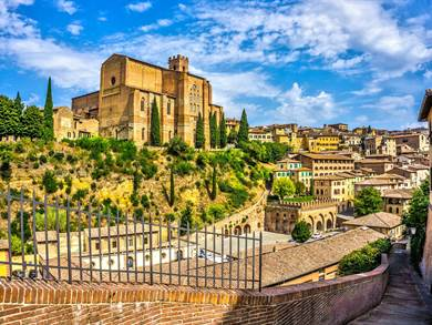 Weekend a Siena
