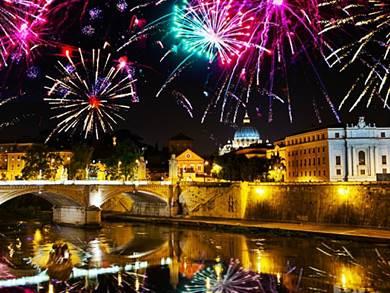Capodanno a Roma per Single