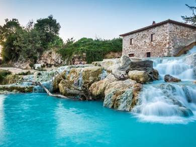 Weekend per Single alle Terme di Saturnia