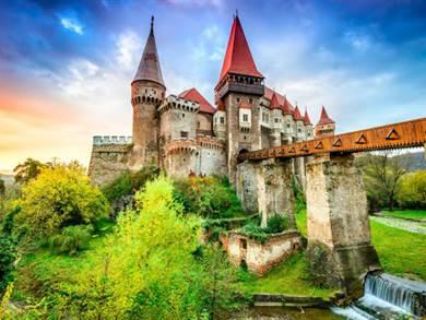 Pasqua Single Bucarest, Transilvania e Castello di Dracula