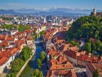 Tour Lubiana, Zagabria e Trieste