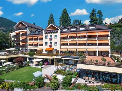 Alpin City Wellness Hotel Dominik  Adults Only Hotel