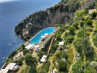 Monastero Santa Rosa Hotel & Spa  Adults Only Hotel