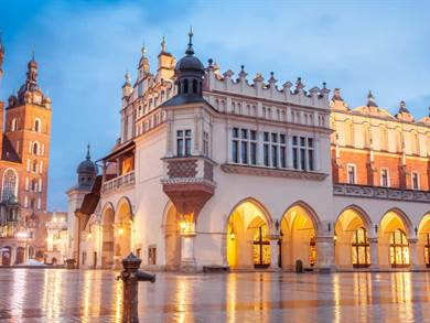 Tour Varsavia, Cracovia e Auschwitz