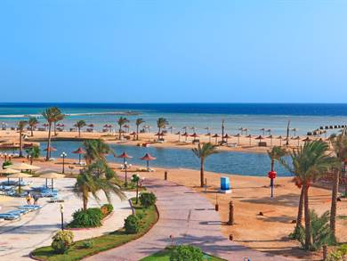 Royal Pharaohs Beach Resort 4****