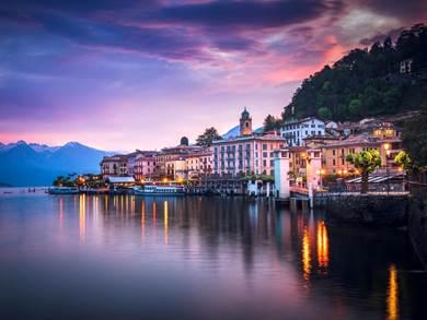 Capodanno sul Lago di Como