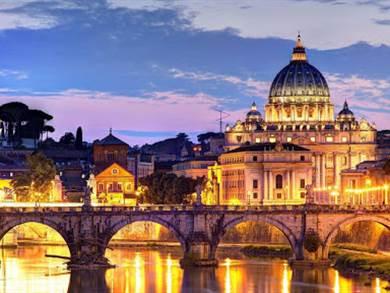 Roma la città Eterna speciale Ponte Immacolata