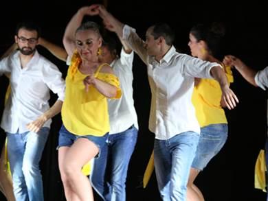 Salsa Weekend Single in Versilia