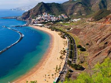 Tour Tenerife Isole Canarie