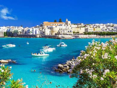 Vacanza Single in Puglia 15- 22 agosto over 45