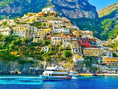 Tour Napoli e Costiera Amalfitana