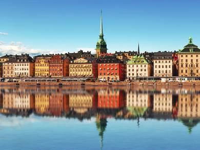Stoccolma ed il Baltico