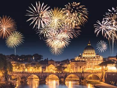 Capodanno per Single a Roma