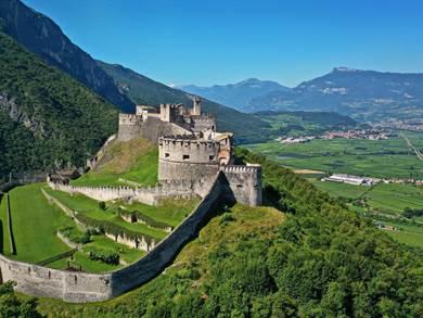 I Castelli del Trentino Alto Adige
