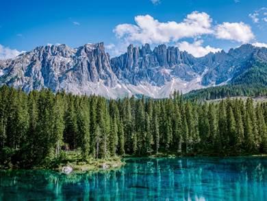 Tour del Trentino Alto Adige e Dolomiti